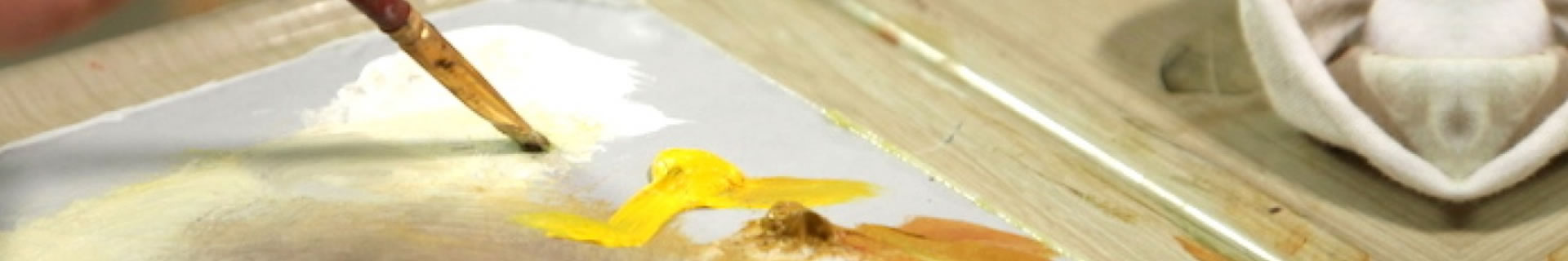 Técnicas  de Pinturas Artísticas –  Grafite, Aquarela, Guache, Nanquim e Pintura a óleo
